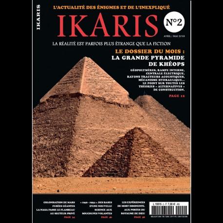 Magazine Ikaris N°02