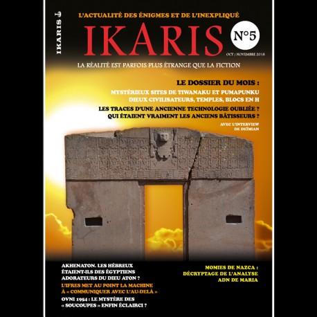 Magazine N°05 (octobre-novembre 2018)