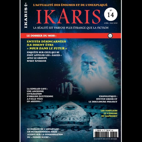 Magazine N°14 (avril-mai 2020)