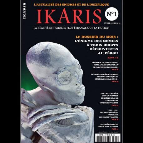 Magazine Ikaris N°01