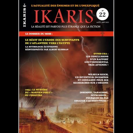 Magazine N°22 (août-septembre 2021)